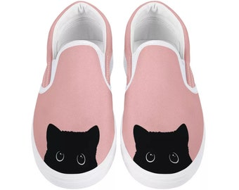 Cat shoes | Etsy