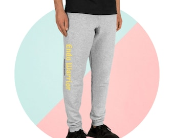 Make Your Workouts More Comfortable With These Endo Warrior Cotton-blend Jogger Trackies