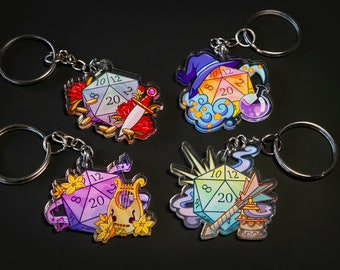 D20 Charms