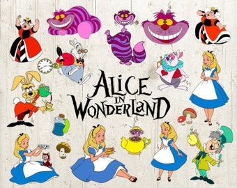Alice's Adventures In Wonderland The Mad Hatter Tea March Hare - Alice -  Deck Party Cartoon Png Transparent