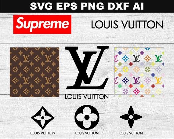 Louis Vuitton Svg Louis Vuitton Vector Louis Vuitton Eps Etsy