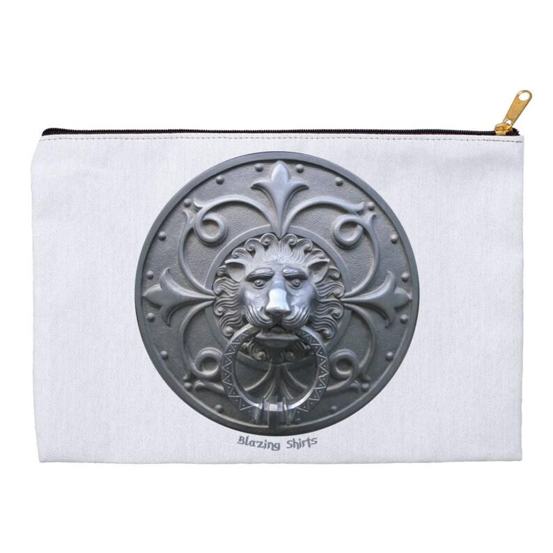 Lion Accessory Pouch