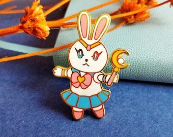 Sailor Usagi Hard Enamel Pin