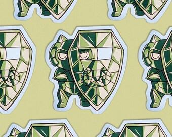 Meowcernary sticker