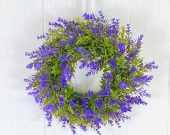 Lavender wreath 30 cm
