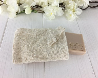 Soap bags made of Ramie