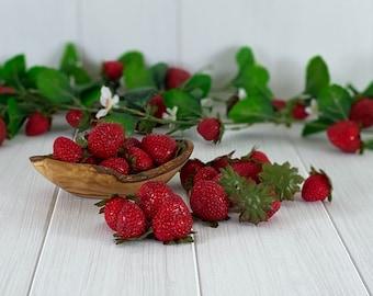 Strawberries 6 pieces