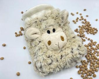 Cherry core pillow plush sheep 25 x 17 cm