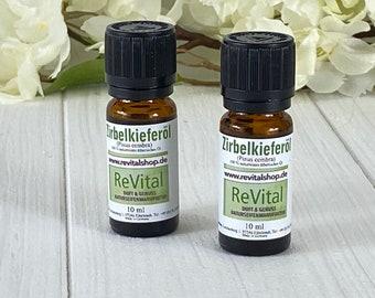 Pine oil essential oil 100% natural 10 ml