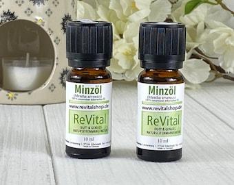 Essential oil mint oil 10 ml