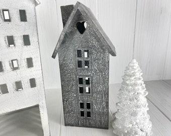 Lantern House Lantern Grey