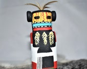 Collectible Route 66 Hopi Maiden Kachina by Grace Pooley