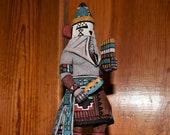 Traditional Hopi 39 Heart of Sky God 39 (Chief) Katsina Carving Made by Brian Smith