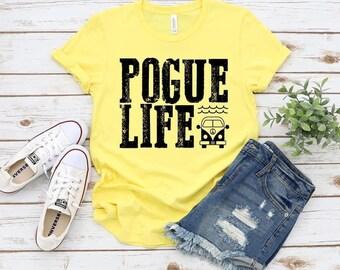 Pogue Life Adult Unisex Tee/ Teenager Christmas Gift