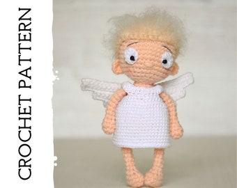 Bonnie Doll Crochet Pattern Pack 4x Amigurumi Doll Patterns | 270x340