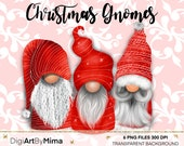 Christmas Gnome PNG, Gnomes Clipart, Santa 39 s Lazy Gnome, Scandinavian, Gnome Clipart, Nordic Gnomes, Illustration, PNG Design, Printable PNG