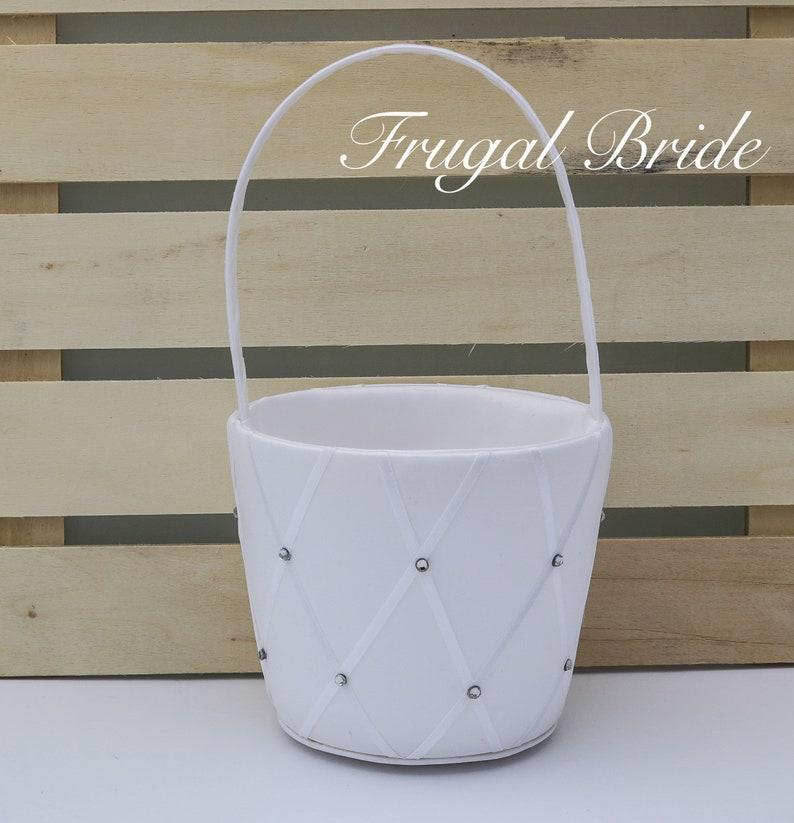 DIY Wedding Accessories DIY Flower Girl Basket DIY ring image 0