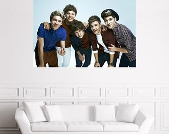 One Direction Poster Etsy