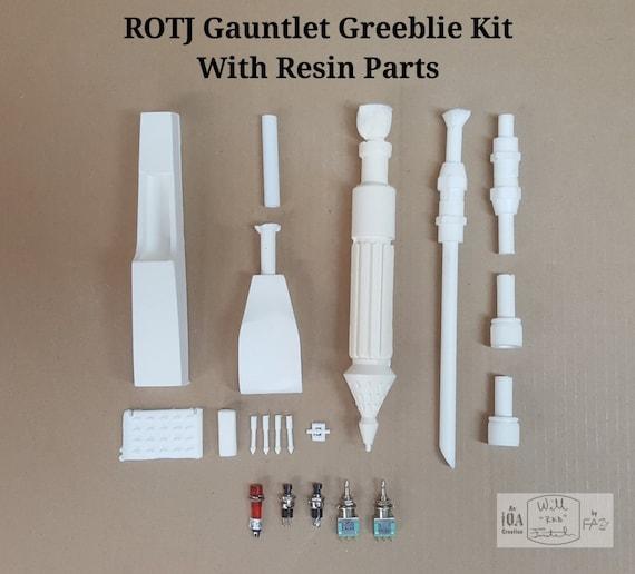 Star Wars Boba Fett ROTJ Gauntlet Kit