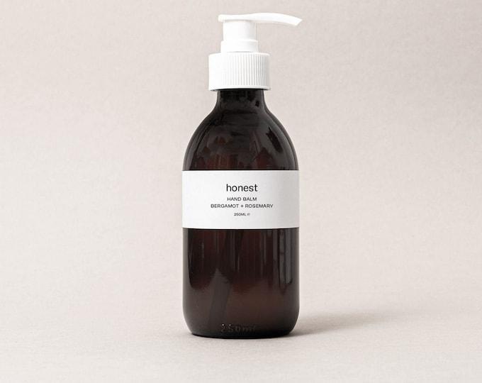 Bergamot + Rosemary Hand Balm