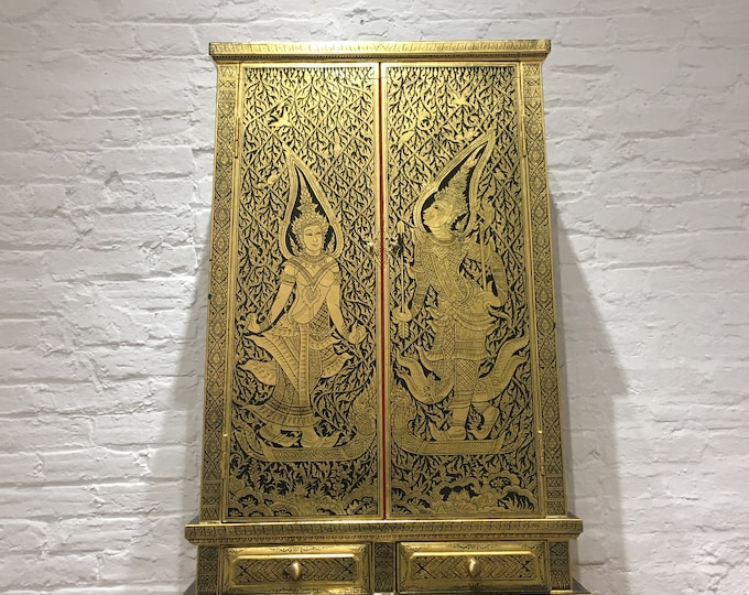 SOLD Chinese Cabinet