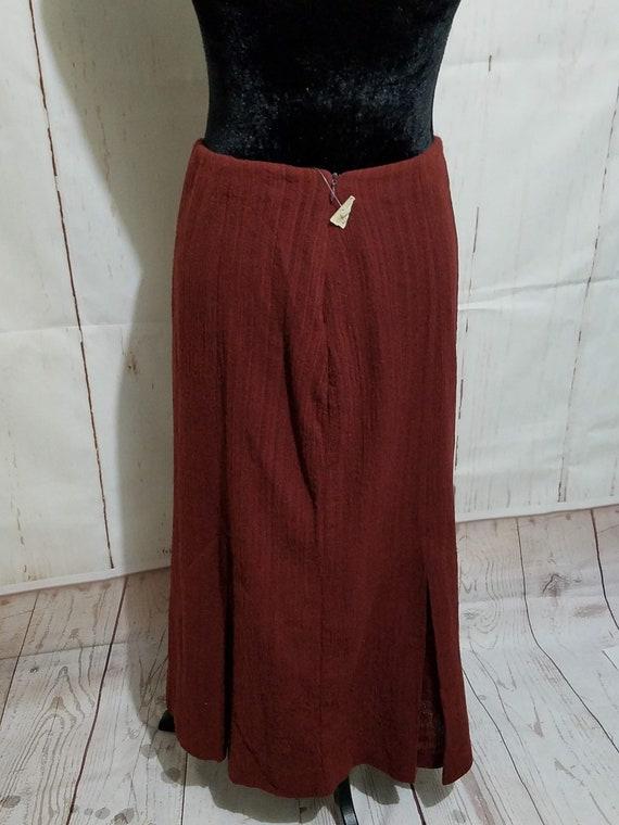 Vintage Norma Kamali Avant Garde 1980s 2 PC Skirt… - image 10