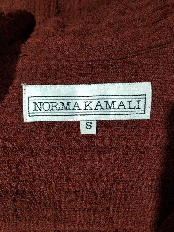 Vintage Norma Kamali Avant Garde 1980s 2 PC Skirt… - image 6