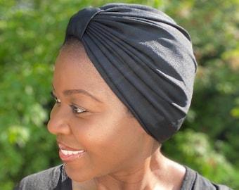 Kosa satin sleep cap| Stretch satin| Adult turban Satin lining | Head wrap | Simple knot| Satin bonnet | Baby turban| Top knot