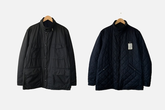 barbour greatcoat