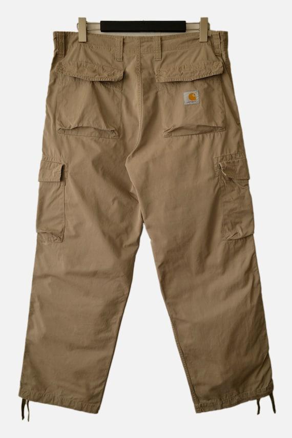 Men's Vintage Carhartt Thrift Pants Cargo Size 36x
