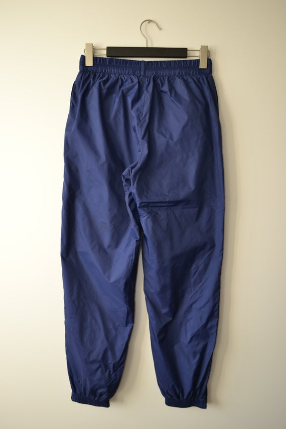 Vintage 90s Nike Tracksuit Set Jacket Pants Windb… - image 5