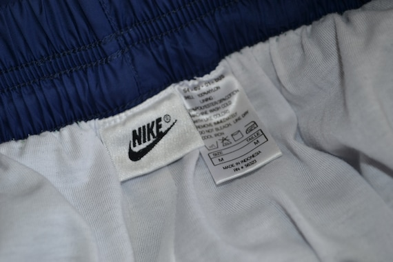 Vintage 90s Nike Tracksuit Set Jacket Pants Windb… - image 6