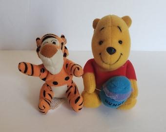 Vintage McDonalds Disney Winnie the Pooh The Tigger Movie  #3 EEYORE NIP Clip On