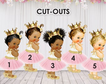 Royal Princess Baby Shower Games Word Scramble AA Princess Baby Shower Royal Princess Baby Shower African-American Princess Baby Shower