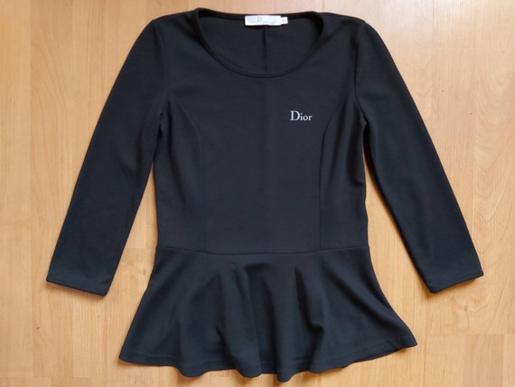 Christian Dior Unifroms Women's Stretch Tunic Dres