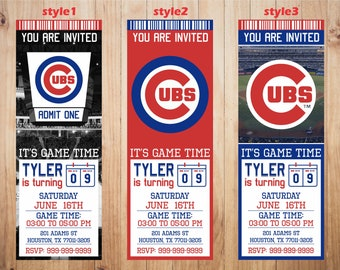 Cubs printable | Etsy