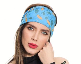Multi Style Headbands Women Headband for Yoga Fashion Workout Running Athletic. Turban Wide Comfort Designer, No Slip hair cover