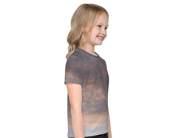 Evening sky Kids T-Shirt