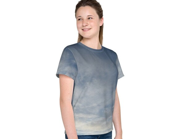 Cloudy Sky Youth T-Shirt