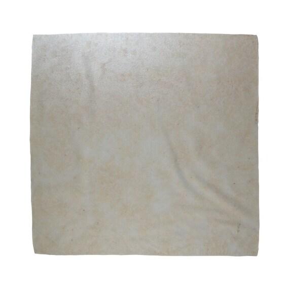 Yellow Marble Design Sublimation Bandana