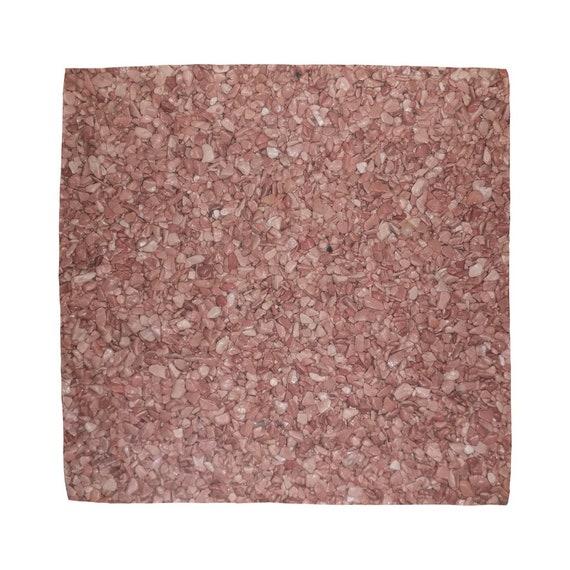 Gravel Texture Design Sublimation Bandana