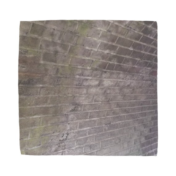 Brick Wall Sublimation Bandana