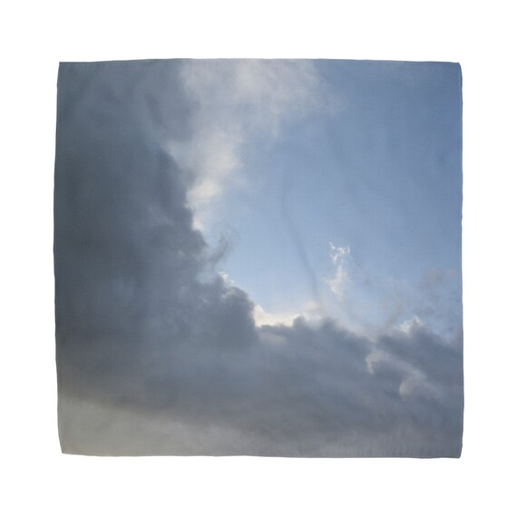 Stormy clouds Sublimation Bandana