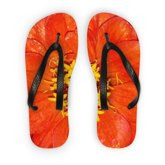 Red Zinnia Kids Flip Flops