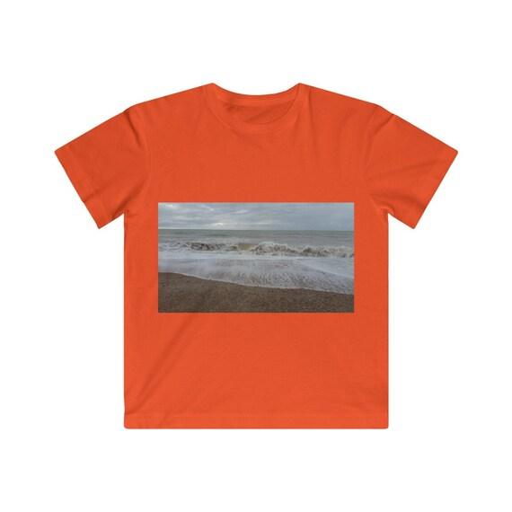 Raging Waves Kids Fine Jersey Tee