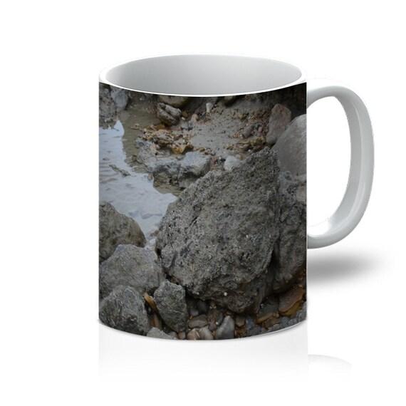 Rocks and Rock Pools 11oz Mug