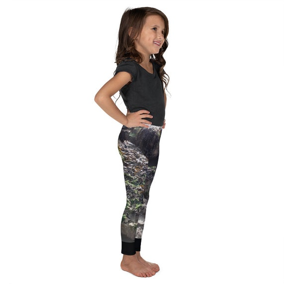 Large Rock Pool Kid's Leggings