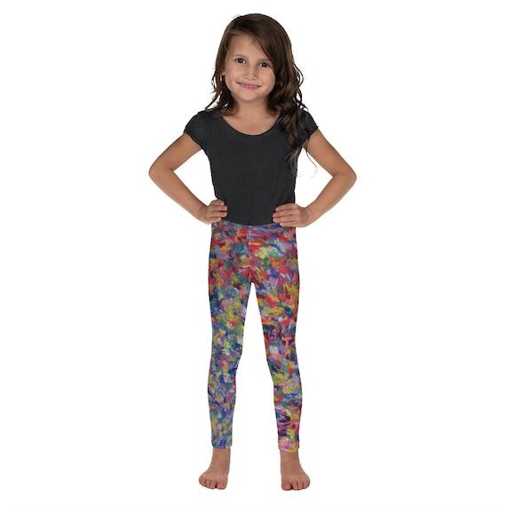 Kid's Wool Rug Design Leggings