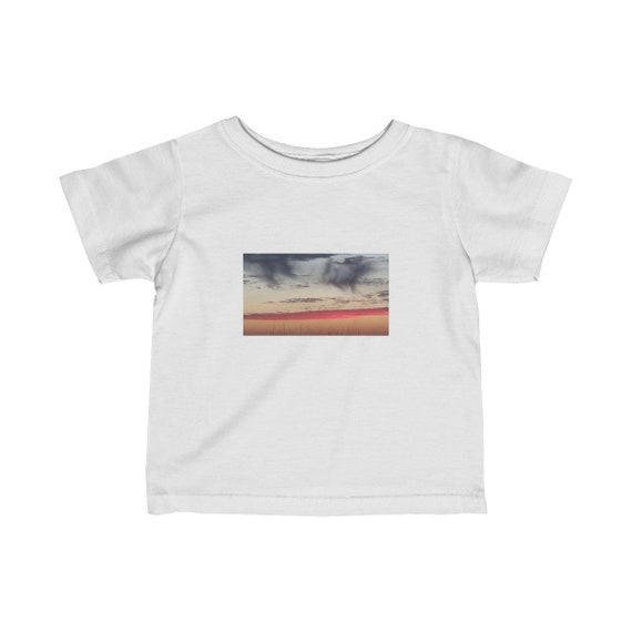 Red Sky at Night Infant Fine Jersey Tee