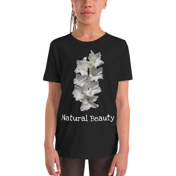 Natural Beauty Youth Short Sleeve T-Shirt